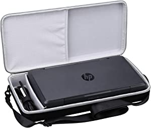 Aproca New Hard Travel Storage Carrying Case for HP OfficeJet 200 Portable Printer (CZ993A)