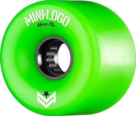 Mini-Logo Skateboards Mini-Logo a.w.o.l. A-Cut 66 x 78 a Verde