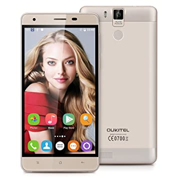 Oukitel K6000 Pro - 4G Smartphone Libre Android 6.0 (32GB, 5.5