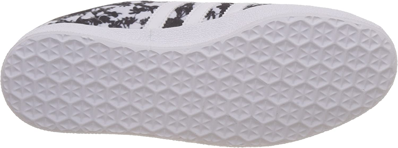 adidas Damen Gazelle Og Sneakers, blau Weiß Footwear White Footwear White Core Blackfootwear White Footwear White Core Black