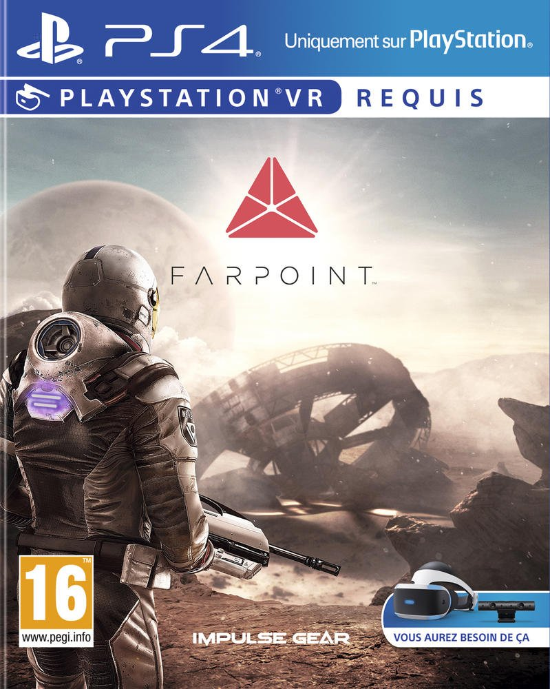 Farpoint VR - PS4 |