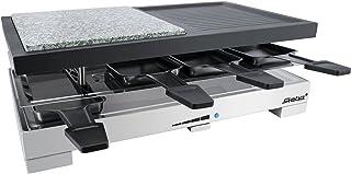 Steba RC 88 Premium Multi Raclette (1200 Watt, Pfännchenablage, 8 Personen)