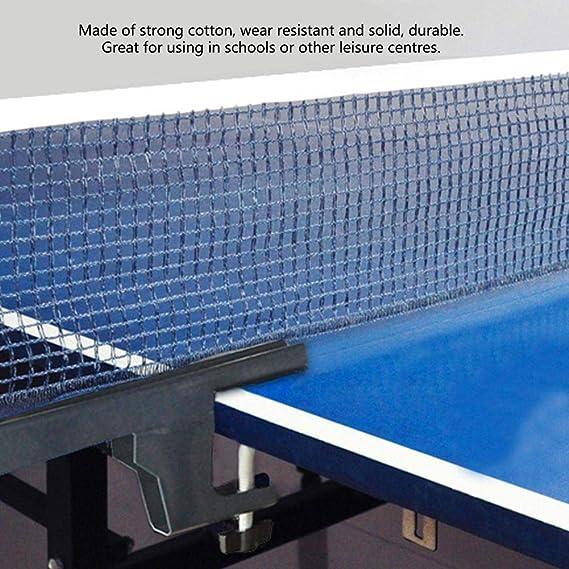 Filet de Tennis de Table Recharge Tables de Ping Pong Rechange Universel 180 cm
