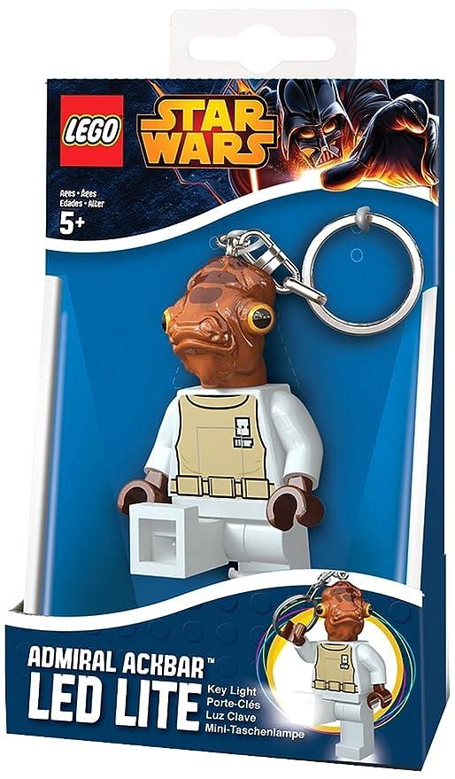 Amazon.com: Star Wars - Admiral Ackbar Minitaschenlampe ...