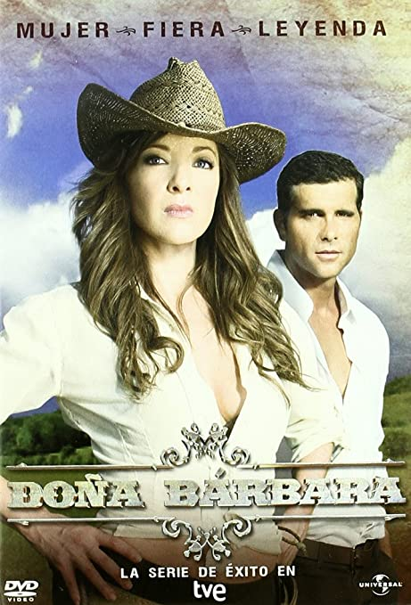 Doña Barbara Serie Completa Import Movie European Format Zone 2 2010 Edith Gonzalez Christian Me Edith Gonzalez Christian Me Cine Y Tv