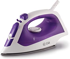 Commercial Care 1200 Watts Steam Iron, Purple