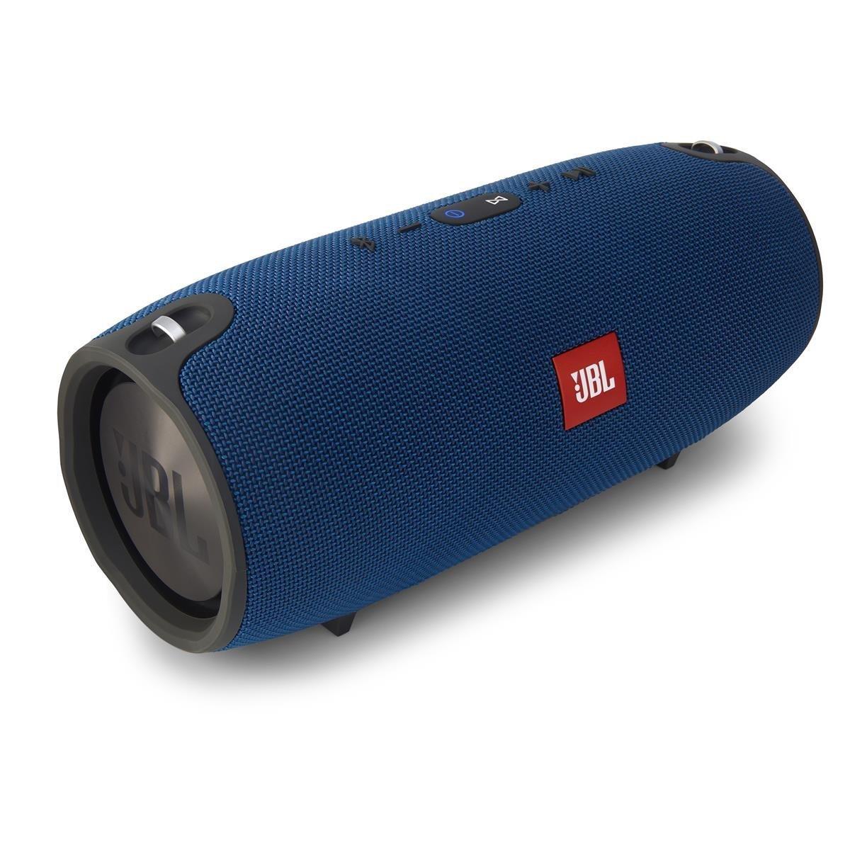 JBL Xtreme Portable Wireless Bluetooth Speaker (Blue) by JBL (Image #1)