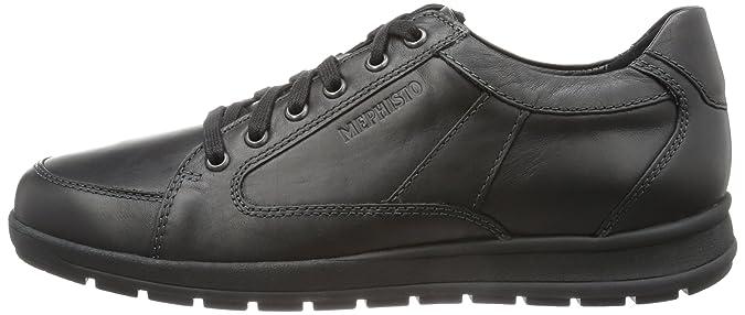 Mephisto Men s Lace-Up Flats Black Size  5  Amazon.co.uk  Shoes   Bags 95b36e26fb2
