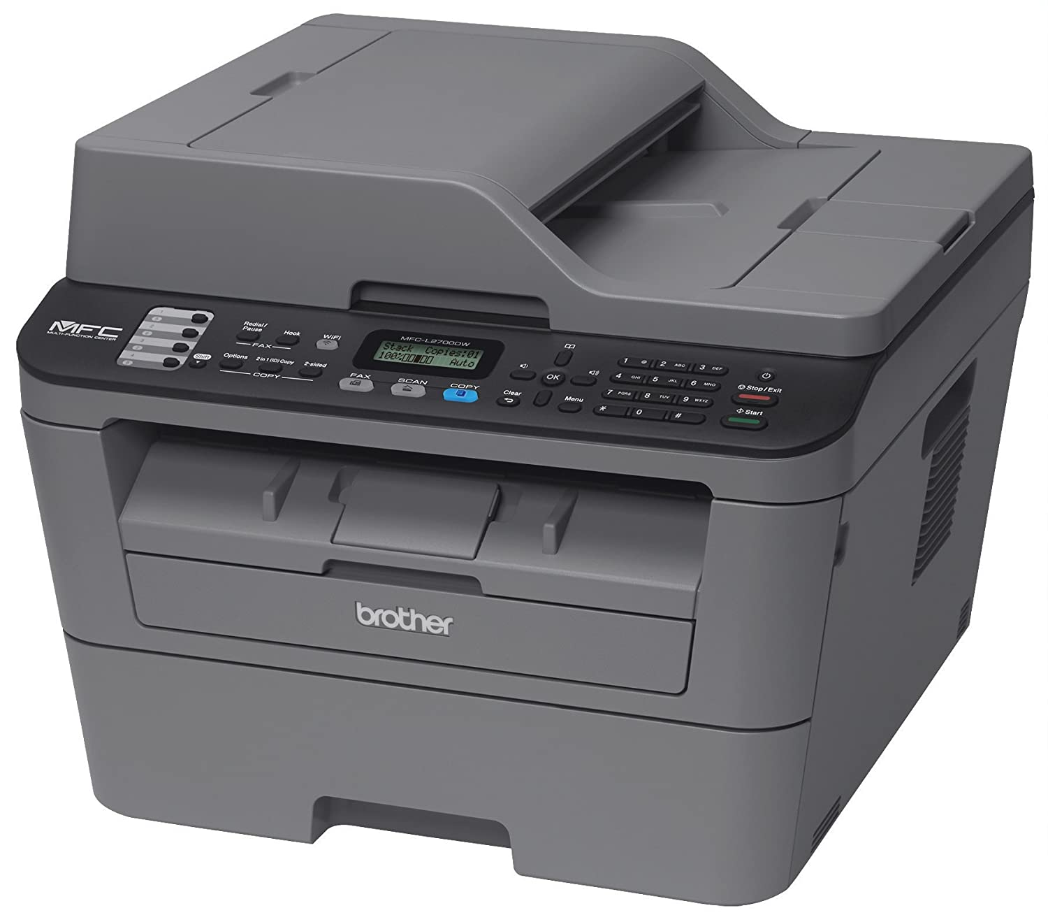 Driver: Brother MFC-495CW Scanner Resolution Improvement