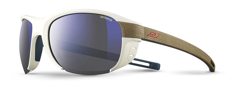 Julbo Regatta Gafas de Sol Mixta, Color Blanc/Light Brown, tamaño Talla única: Amazon.es: Deportes y aire libre