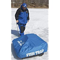 Clam Fish Trap Travel Cover Pro