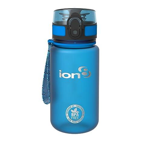 Ion8 bouteille d'eau étanche/bouteille d'eau, sans BPA, 350ml