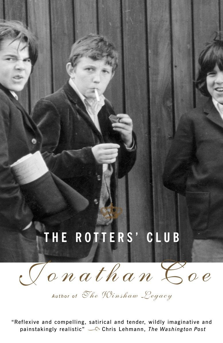 The Rotters' Club  Vintage Contemporaries