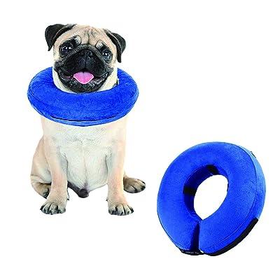 FIDGETERRELAX Protective Inflatable Pet Collar