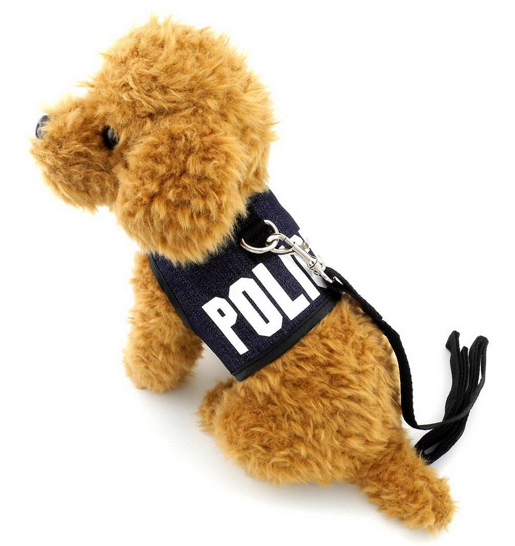 Ranphy - Arnés para chaleco de perro pequeño con correa acolchada ...