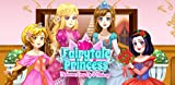 Fairytale Princess - Makeover, Dress Up & Makeup