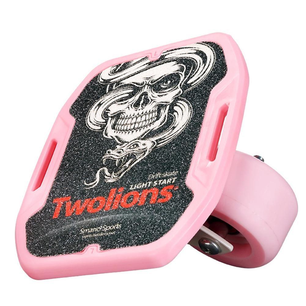 ABS Drift Board For Freeline Roller Road Drift Skates Antislip Skateboard Deck Freeline Skates Wakeboard Beatie