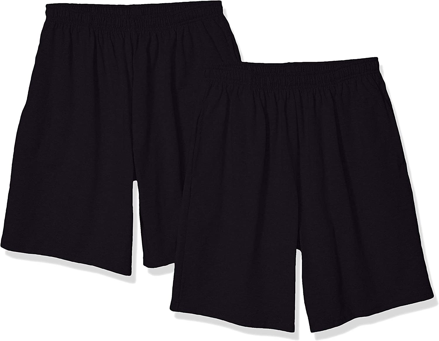 SOFFE Mens Classic Cotton Pocket Short Shorts