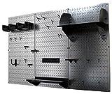 Wall Control Pegboard Organizer 4 ft. Metal