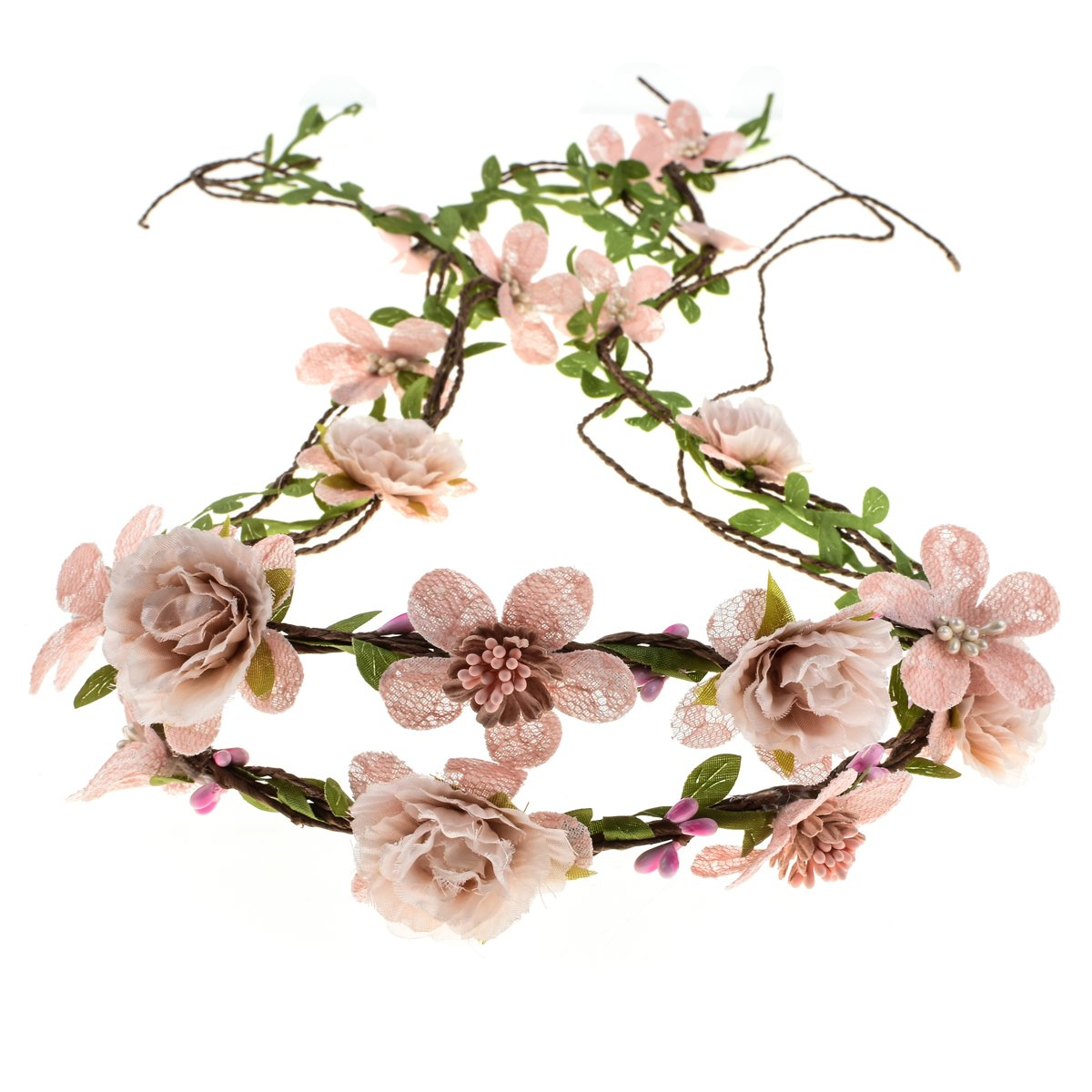 Best Fake Flowers For Hair Amazon