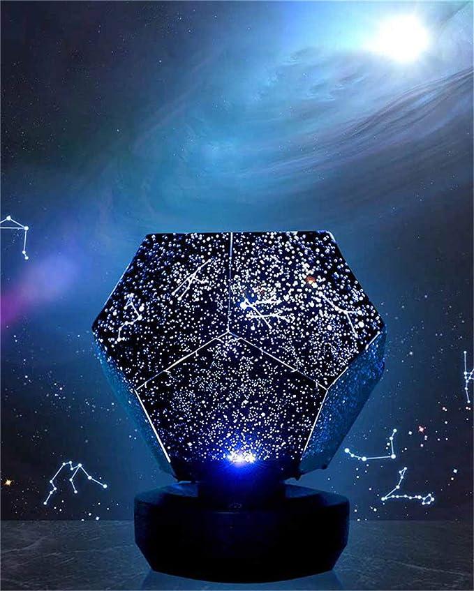 60,000 estrellas Original planetario casero Caronan Star ...