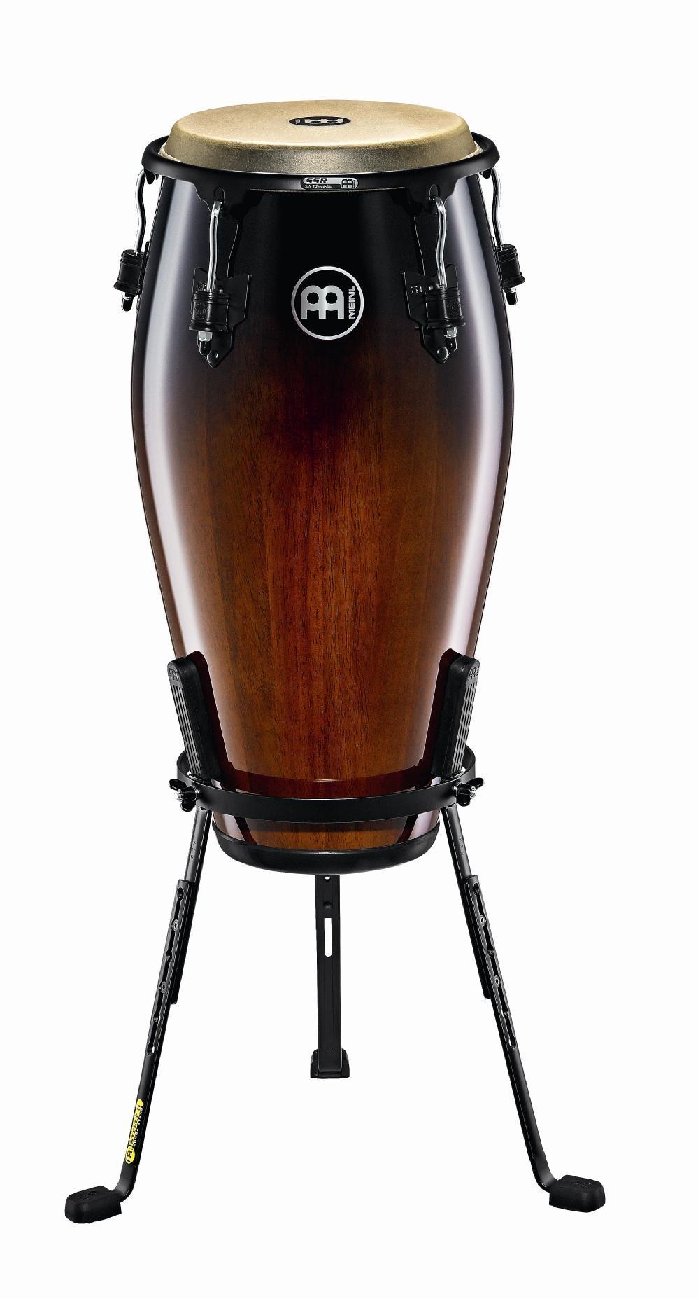 Meinl Percussion MCC11CB Marathon Classic Designer Series 11-Inch Quinto, Coffee Burst by Meinl Percussion