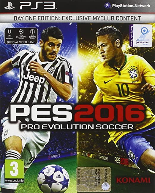 70 opinioni per Pro Evolution Soccer (PES) 2016 Day-one Edition- PlayStation 3