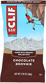 product image for Clif Bar, 2.4 Ounce - Organic Chocolate Brownie (12 Pack)