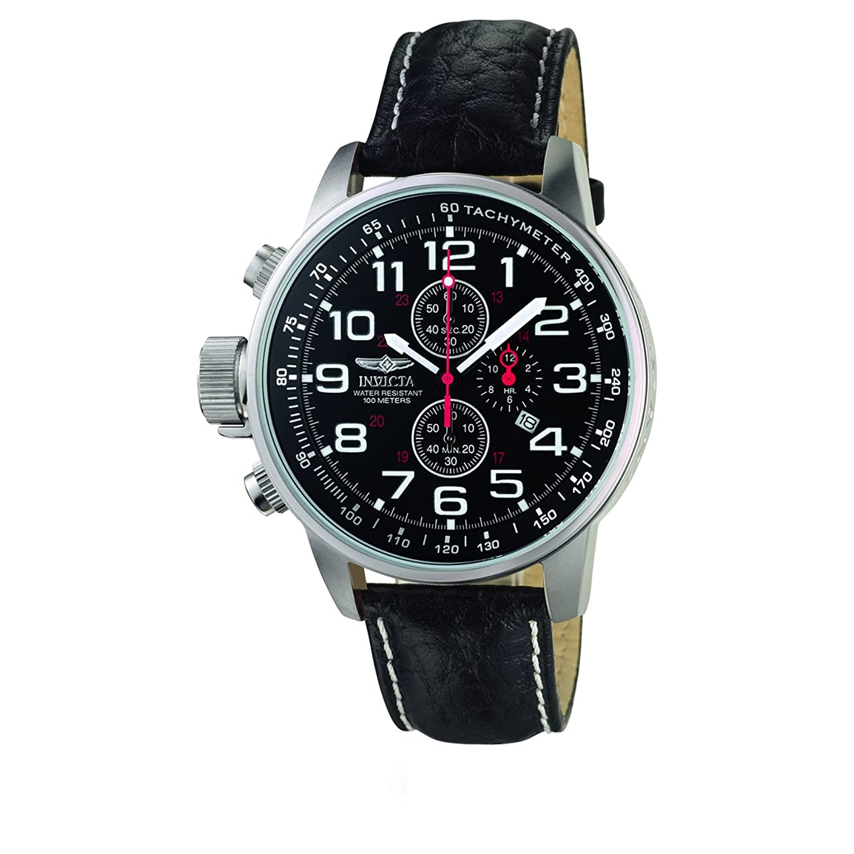 Invicta Herren-Armbanduhr Quarz Chronograph 2770