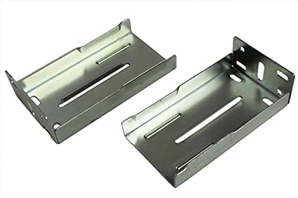 Fine 5 Pairs Berta Rear Mounting Brackets For Drawer Slide Download Free Architecture Designs Embacsunscenecom