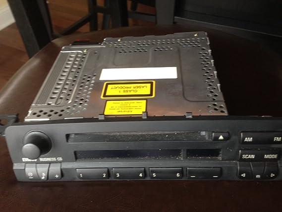 FEBRUARY 2004 BMW E46 BUSINESS CD PLAYER RADIO STEREO 325i 328i 330i M3 ALPINE