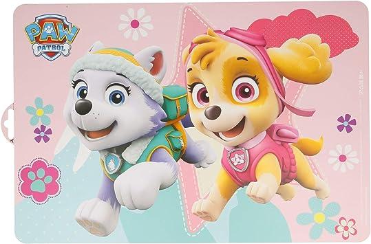 Stor Mantel Individual Patrulla Canina Girl: Amazon.es: Juguetes y juegos