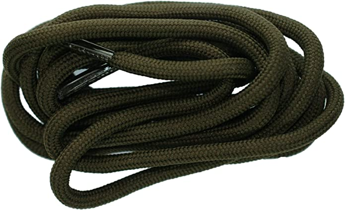 TZ Laces® 6mm Cord Military Coloured Shoelaces Bootlaces 6 Colours 17 Lengths