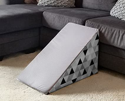 Dog Ramp For Bed >> Amazon Com Pet Ramp For Couch Or Bed Indoor Soft Dog Ramp