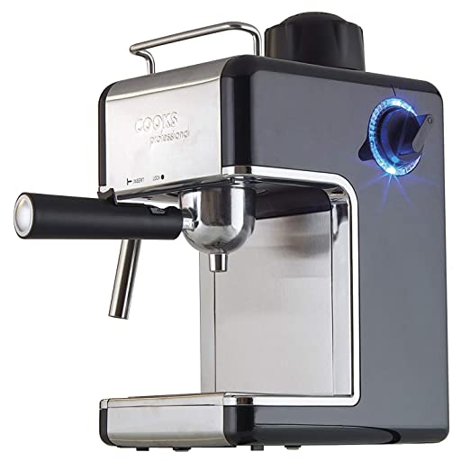 Cooks Professional Máquina de café con Leche Espumador ...