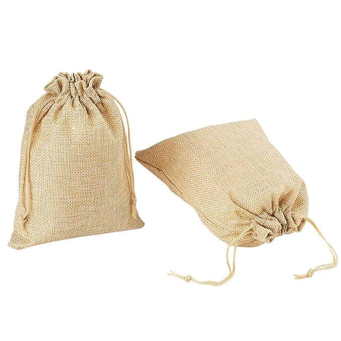 Amazon.com: Axe Sickle - Bolsa de yute para regalo, con ...