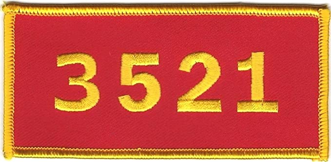 USMC MARINE CORPS MARINES Iron Patch MOS 3521 Automotive