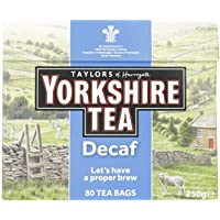 Taylors of Harrogate Yorkshire, Black Tea Decaf 80