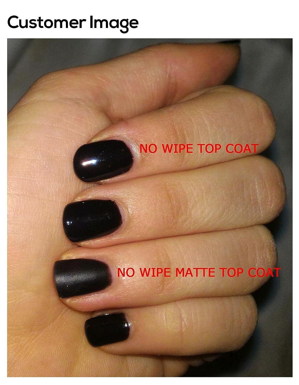 Amazon.com : AIMEILI No Wipe Top Coat Soak Off UV LED Gel Nail ...