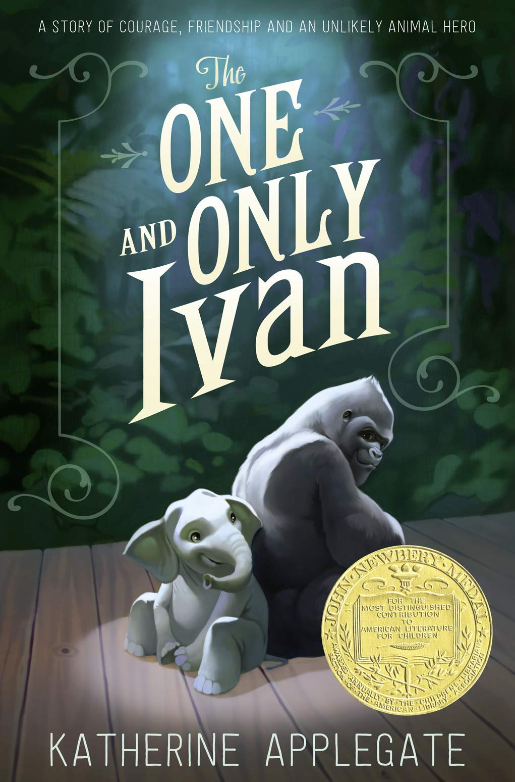 Buy The One and Only IVan Book Online at Low Prices in India | The One and Only IVan Reviews & Ratings - Amazon.in