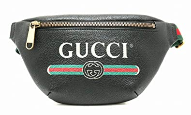 separation shoes 76730 ab0d7 Amazon | [グッチ] GUCCI プリントスモールベルトバッグ ...