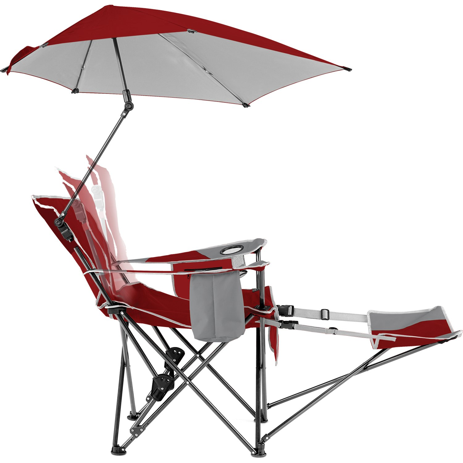 Amazon Sport Brella Recliner Chair Sports & Outdoors