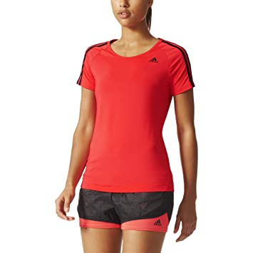 adidas damen t-shirt basic