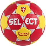 Select Tucana Talent Special Edition Handball - rot/weiß/gelb