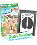 """Hoppy Paws """"Santa's Reindeer Hoof Print Stamp Kits"""""""