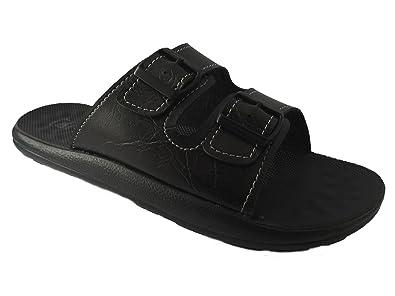 36b04b5b2c8f Bravo 102 Slip-on Mens Sandals Mule Clogs Slippers Shoes  Amazon.co.uk   Shoes   Bags