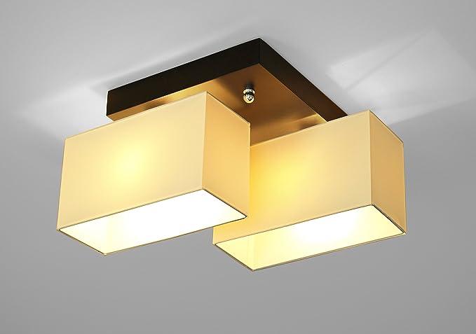 WeRo lámpara - Lámpara de techo (Diseño de Vitoria de 006 ...