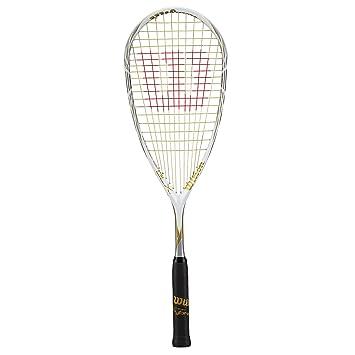 Wilson Tempest 120 Blx - Chaqueta de Squash Plateado y ...