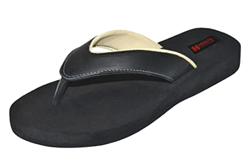 e550aa999c Health Line Soft Diabetic Women Mcp Slippers: Buy Online at Low Prices in  India - Amazon.in