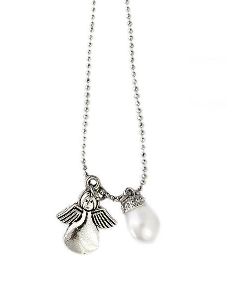 3410c7d3c339 Miss Lovie Mujer Cadena Vintage Collar con Colgante Bisutería joyas ...